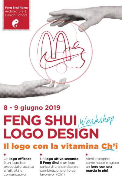 FENG SHUI LOGO DESIGN @ FENG SHUI ROMA ARCHITECTURE & DESIGN SCHOOL